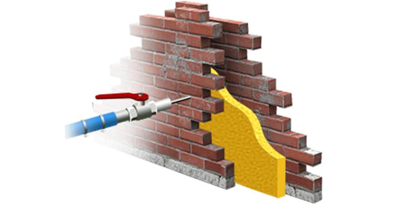 La post-isolation de murs creux : la solution pour les constructions existantes