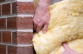 Isolant mur creux